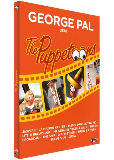 George Pal présente the Puppetoons - DVD