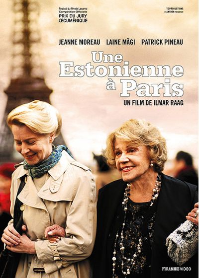 Une Estonienne à Paris - DVD