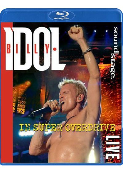 Billy Idol : In Super Overdrive Live - Blu-ray
