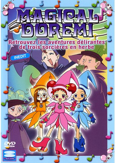 Magical Doremi - Vol. 1 - DVD