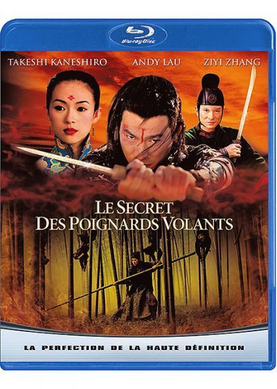 Le Secret des poignards volants - Blu-ray