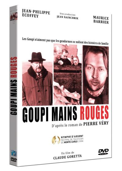 Goupi Mains Rouges - DVD