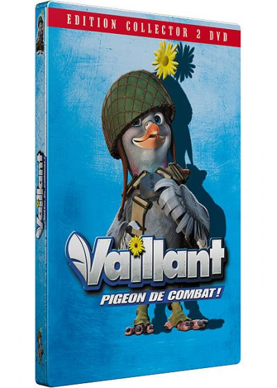 Vaillant, pigeon de combat ! (Édition Collector) - DVD