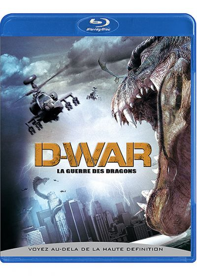 D-War - La guerre des dragons - Blu-ray