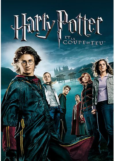 Harry Potter et la Coupe de Feu - DVD