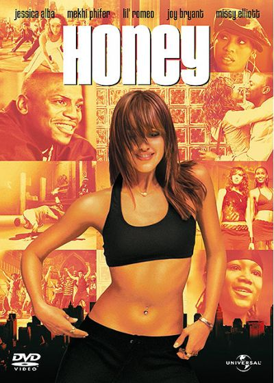 Honey - DVD