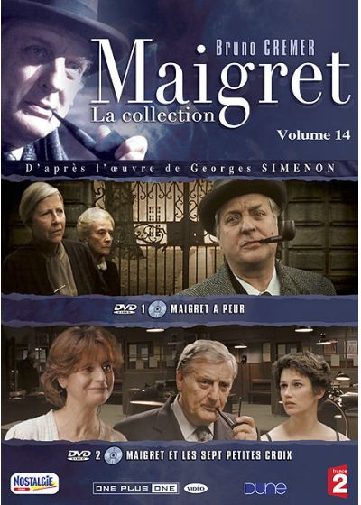 Maigret - La collection - Vol. 14 - DVD
