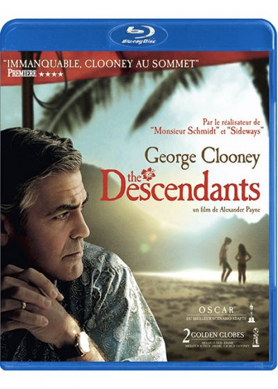 The Descendants - Blu-ray