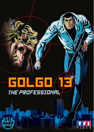Golgo 13 - The Professional - DVD