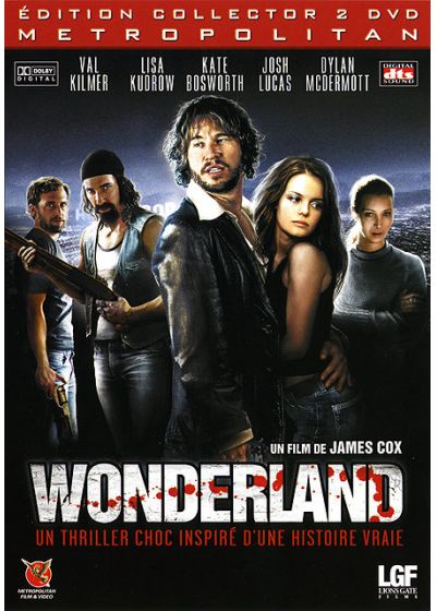 Wonderland (Édition Collector) - DVD