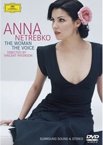Netrebko, Anna - The Woman, The Voice - DVD