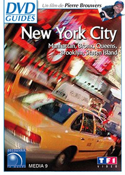 New York City - DVD