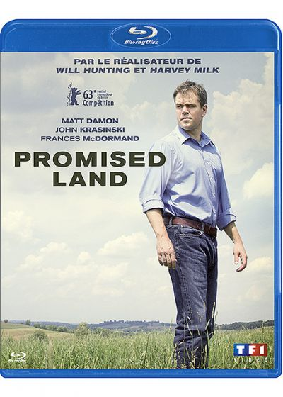 Promised Land - Blu-ray