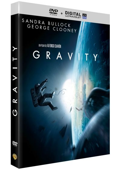 Gravity (DVD + Copie digitale) - DVD