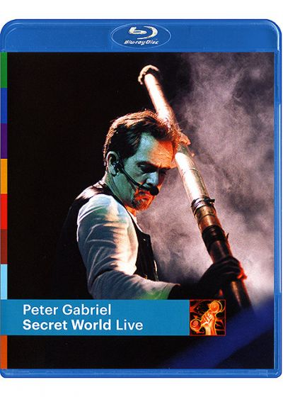 Peter Gabriel - Secret World Live - Blu-ray