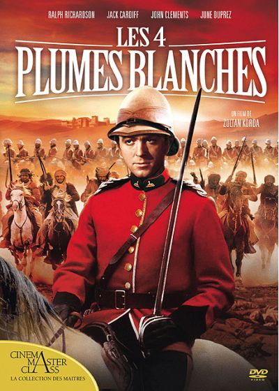 Les 4 plumes blanches - DVD