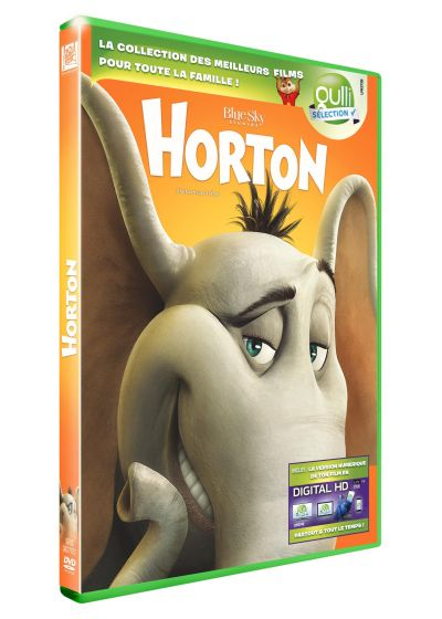 Horton (DVD + Digital HD) - DVD