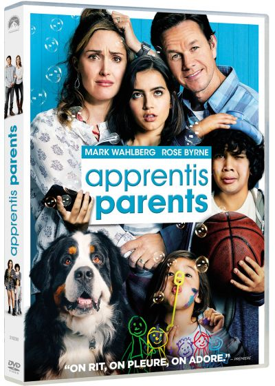 Apprentis parents - DVD