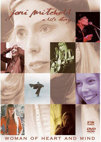 Joni Mitchell : A Life Story, Woman Of Heart And Mind - DVD