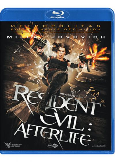 Resident Evil : Afterlife 3D - Blu-ray
