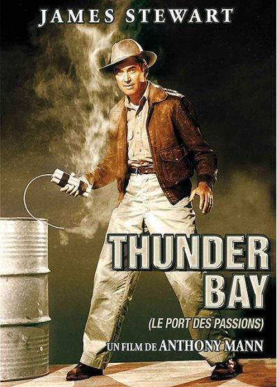 Thunder Bay (Le port des passions) - DVD