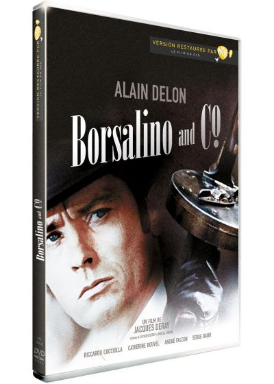 Borsalino & Co. - DVD