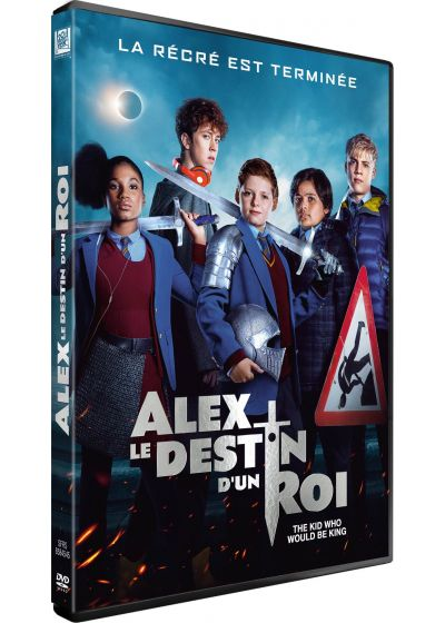Alex, le destin d'un Roi - DVD