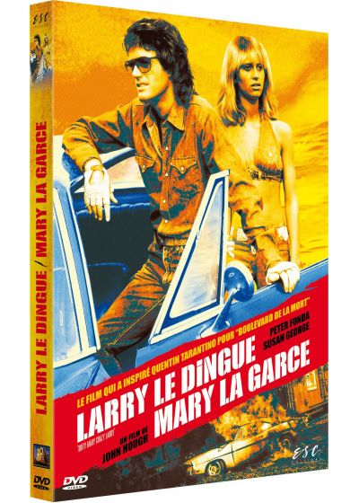Larry le dingue, Mary la garce - DVD