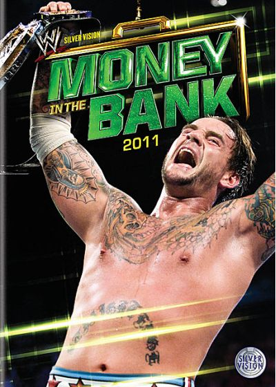 Money in the Bank 2011 - DVD