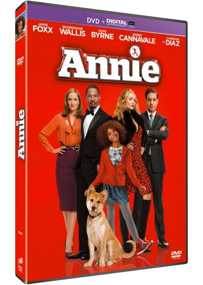 Annie (DVD + Copie digitale) - DVD