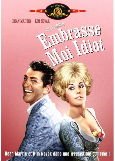 Embrasse moi idiot - DVD
