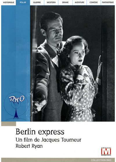 Berlin Express - DVD