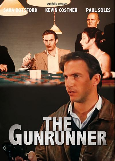 The Gunrunner - DVD