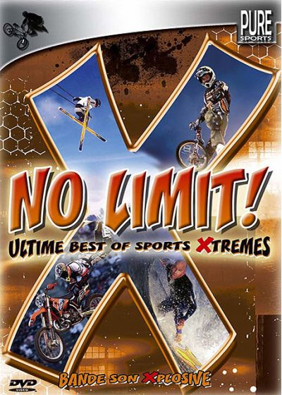 No Limit ! - Ultime Best of sports extrêmes - DVD
