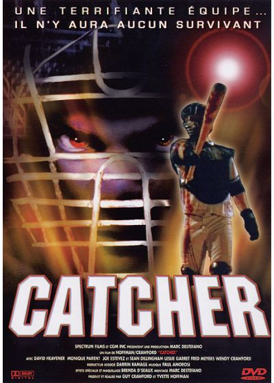 Catcher - DVD