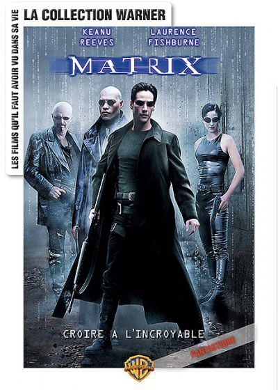 Matrix (WB Environmental) - DVD