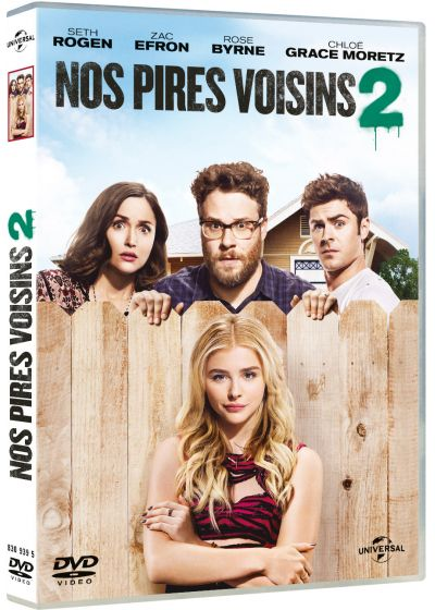 Nos pires voisins 2 (DVD + Copie digitale) - DVD