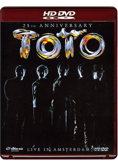 Toto - 25th Anniversary - Live in Amsterdam - HD DVD