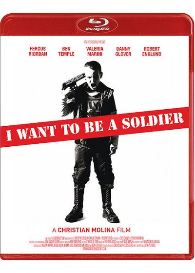 I Want to Be a Soldier - Blu-ray