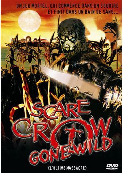 Scarecrow - L'ultime massacre - DVD