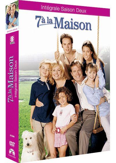 Dvdfr 7 la maison saison 2 dvd for 7 a la maison saison 2