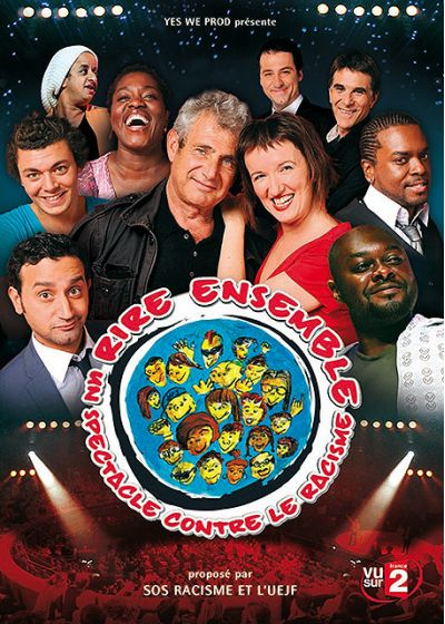 Rire ensemble, un spectacle contre le racisme - DVD