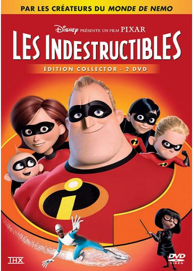 Les Indestructibles (Édition Collector) - DVD