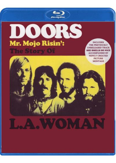 The Doors : Mr. Mojo Risin' - The Story of L.A. Woman - Blu-ray