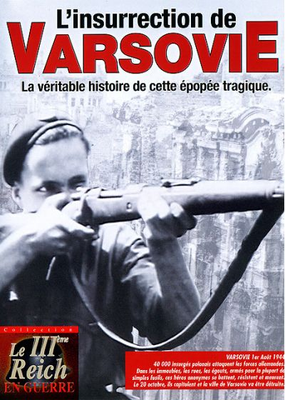 L'Insurrection de Varsovie - DVD