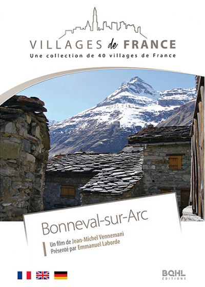 Villages de France volume 12 : Bonneval-sur-Arc - DVD