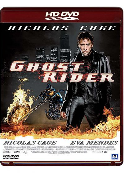Ghost Rider - HD DVD