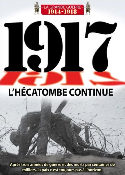 1917 : L'hécatombe continue - DVD