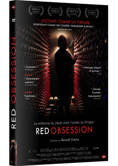 Red Obsession - DVD