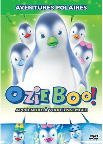 Ozie Boo! - 4 - Aventures polaires - DVD